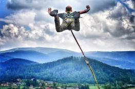 Kostrzyca Atrakcja Dream Jump Dream Jump Karkonosze