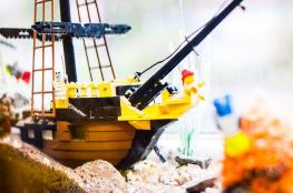 Karpacz Atrakcja Muzeum Prywatne Muzeum Techniki i Budowli z Klocków Lego