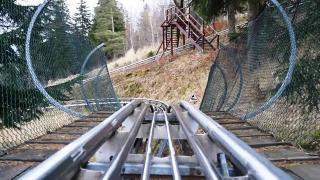 Karpacz Atrakcja Tor saneczkowy Alpine Coaster