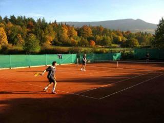 Ściegny Atrakcja Tenis Family Tennis Camp