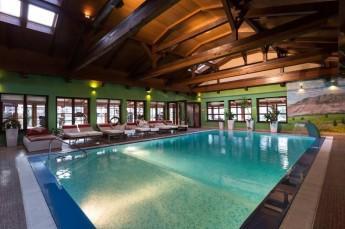 Karpacz Atrakcja Basen Alpejski Hotel