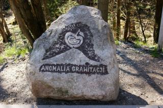 Karpacz Atrakcja Warto zobaczyć Anomalia Grawitacyjna