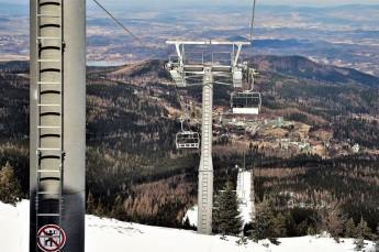 Karpacz Atrakcja Stacja narciarska Kopa