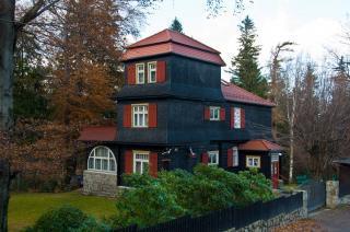 Karpacz Atrakcja Warto zobaczyć Dom Morgensterna