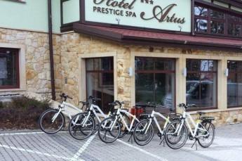 Karpacz Atrakcja Wypożyczalnia rowerów Artus Hotel