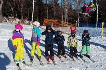 Karpacz Atrakcja Szkoła narciarska Na Krawędzi