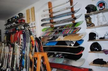 Karpacz Atrakcja Wypożyczalnia narciarska Skimax