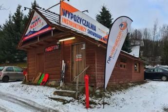 Karpacz Atrakcja Wypożyczalnia narciarska Na Krawędzi