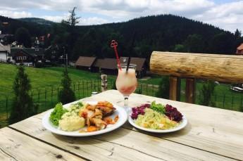 Karpacz Restauracja Restauracja polska regionalna Chata Karkonoska