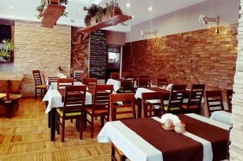 Karpacz Restauracja Restauracja europejska polska Wiszące Tarasy