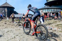 Karpacz Wydarzenie Zawody rowerowe 30. Uphill Race Śnieżka
